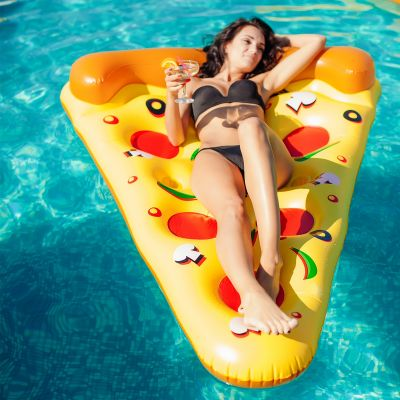 Outdoor - Pizza Luftmatratze