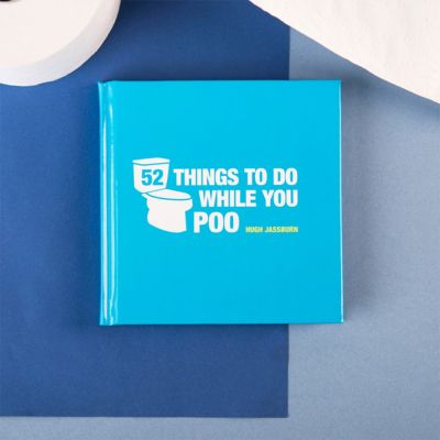 NEUES - Buch 52 Things To Do While You Poo