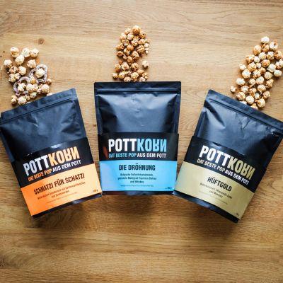 Abschiedsgeschenk - Pottkorn - Spezial Popcorn