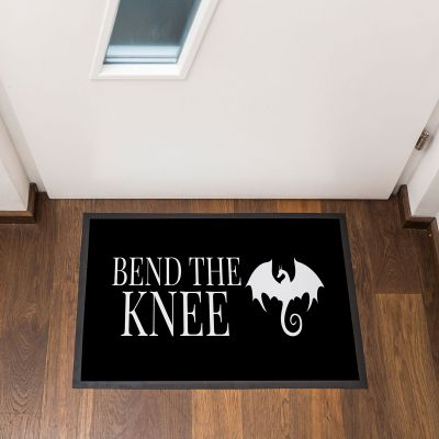 Geburtstagsgeschenk zum 30. - Bend The Knee Fußmatte