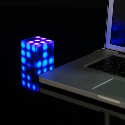 Geburtstagsgeschenk für Freund - Rubik's Futurocube - Der Spielwürfel der Zukunft