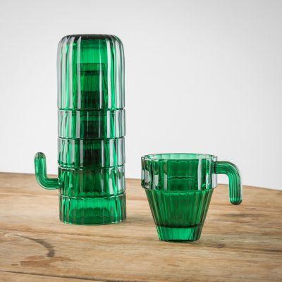 Tassen & Gläser - Saguaro Kakteen Gläserset