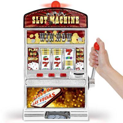 Spiel & Spass - Slot Machine - Einarmiger Bandit