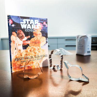 Backvergnügen - Star Wars Back- und Kochbuch