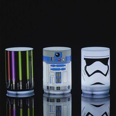 NEUES - Star Wars Mini-Leuchten