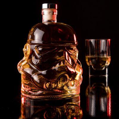 An der Bar - Original Stormtrooper Glas-Karaffe