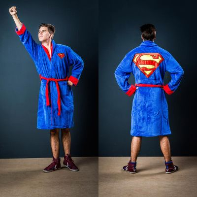 Geschenk für Freund - Superman Bademantel