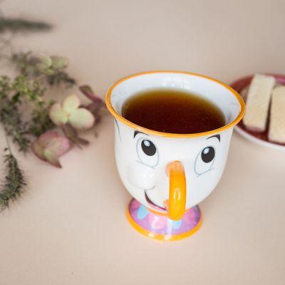 Kaffee und Tee - Die Schöne und das Biest: Tassilo