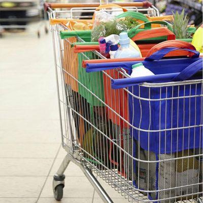 Wohnen - Die Multi-Tasche für den Einkaufswagen