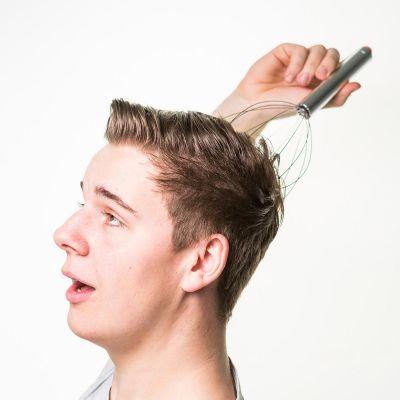 Home Gadgets - Angel Fingers Massagegerät für den Kopf