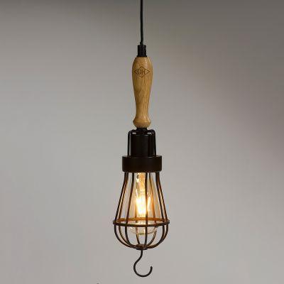 Beleuchtung - Vintage Arbeitsleuchte mit LED