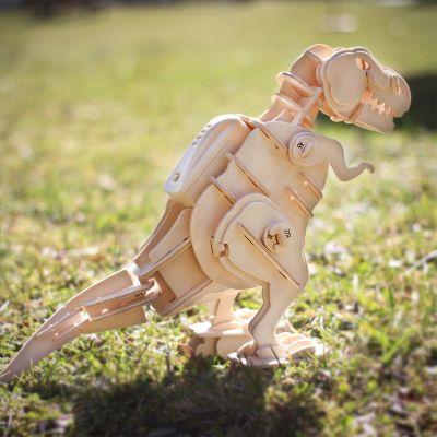 Spielzeug - Gehender T-Rex zum Selberbauen