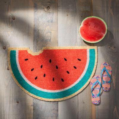 Geburtstagsgeschenk zum 30. - Südfrüchte-Fußmatten