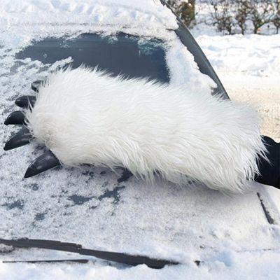 Winter & Schnee Gadgets - Yeti Eiskratzer