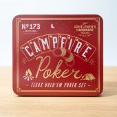 Lagerfeuer Poker-Set