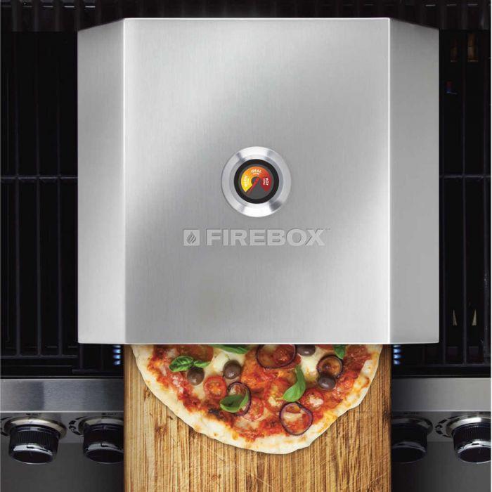 Pizza Ofen für den Grill
