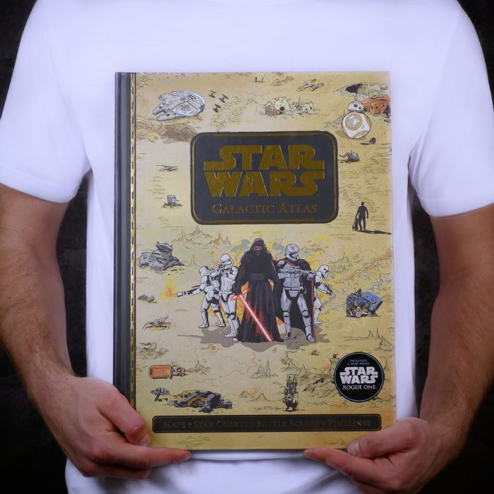 Der ultimative Star Wars Atlas