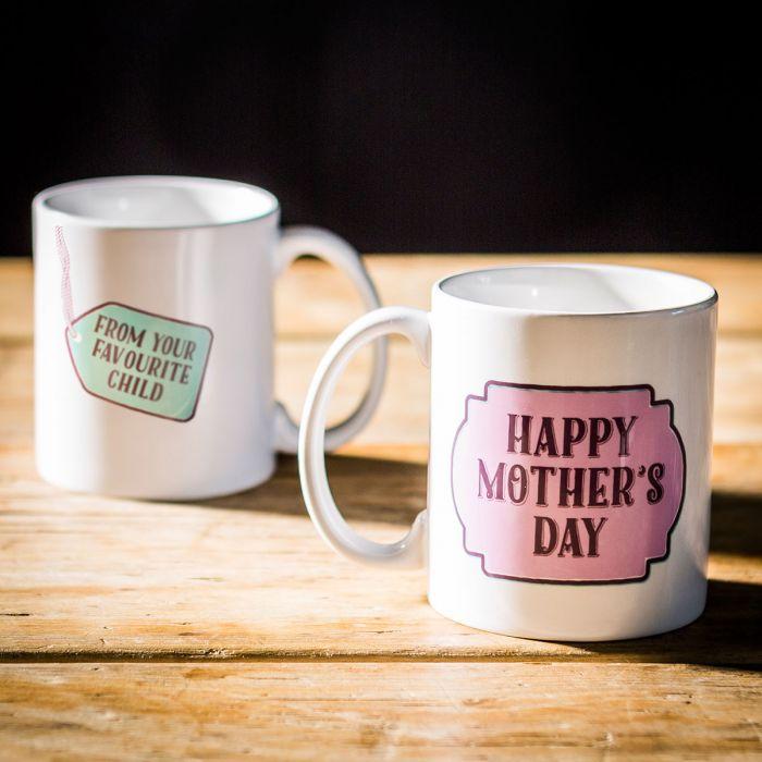 Happy Mother's Day Tasse