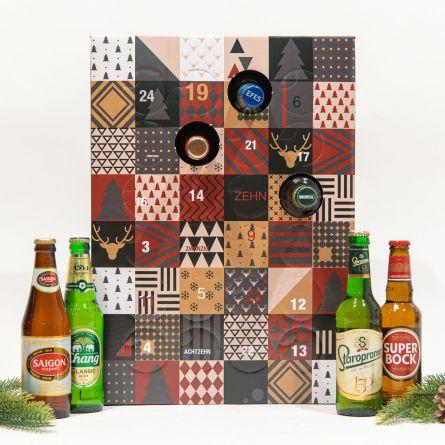 Biere der Welt Adventskalender