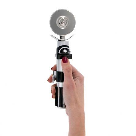 Star Wars Lichtschwert Pizzaschneider mit Sound