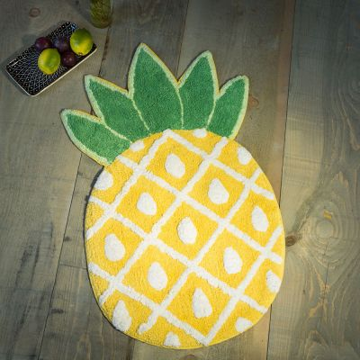 Ananas Badezimmerteppich