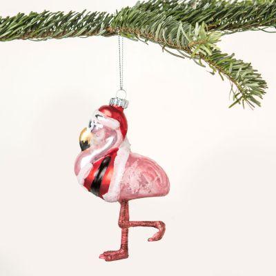 Deko - Mr. Flamingo Christbaumschmuck