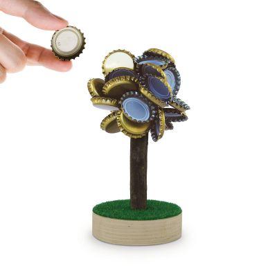 Geburtstagsgeschenk zum 50. - Magnetischer Bierbaum