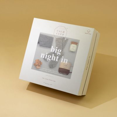 NEUES - Big Night In Daheimbleib-Set