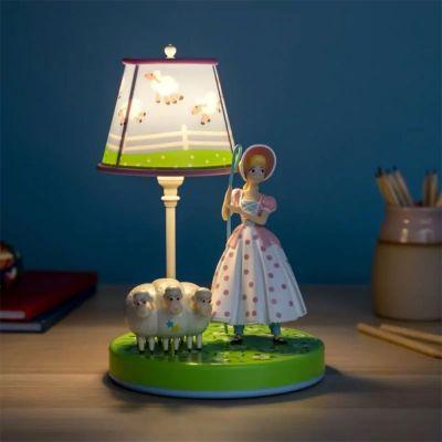 Wohnen - Toy Story Porzellinchen Lampe mit Figur