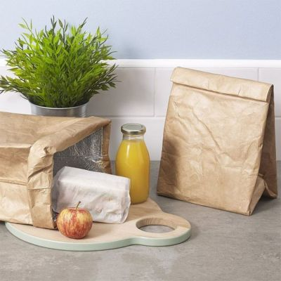 NEUES - Lunch Papier-Sack
