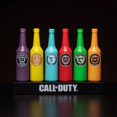 Call Of Duty Six Pack Leuchte