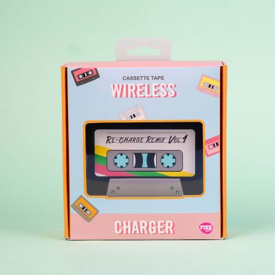 Handy Gadgets - Drahtloses Ladegerät Kassette