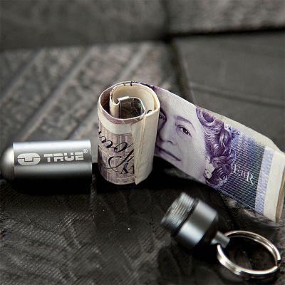Sport & Outdoor Gadgets - Cash Stash - Geldversteck Schlüsselanhänger