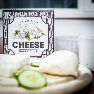 Make Your Own - The Artisan Cheese Maker's Kit - Käse zum Selbermachen