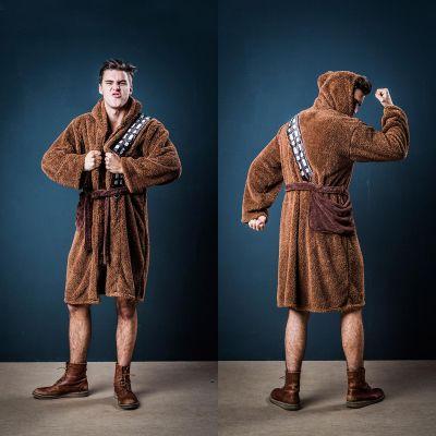 Nikolausgeschenke - Chewbacca Bademantel - Star Wars