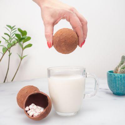 Süßigkeiten - Heiße Schokolade Bomben