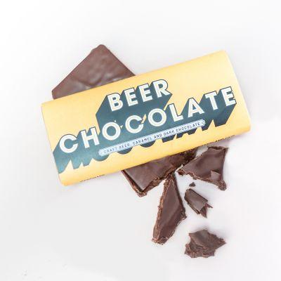 Exklusive Süßigkeiten - Bier Schokolade