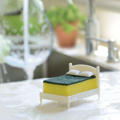 Küche & Grill - Clean Dreams Küchenschwammhalter