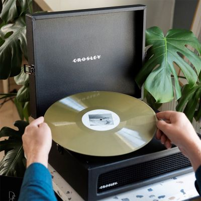 Wohnen - Crosley Voyager Plattenspieler mit Bluetooth