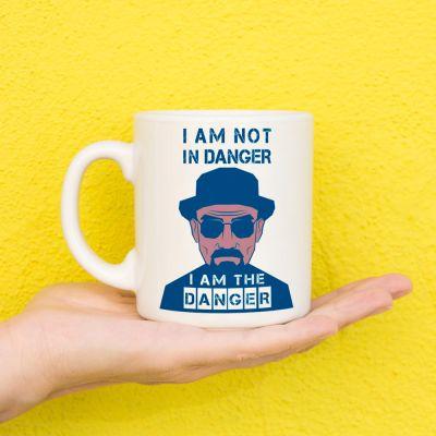 Wohnen - Tasse I Am The Danger