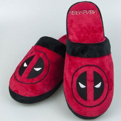 Kleidung & Accessoires - Deadpool Hausschuhe