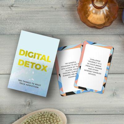 Digital Detox Karten-Set