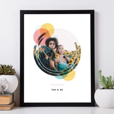 Poster - Personalisierbares Foto Poster