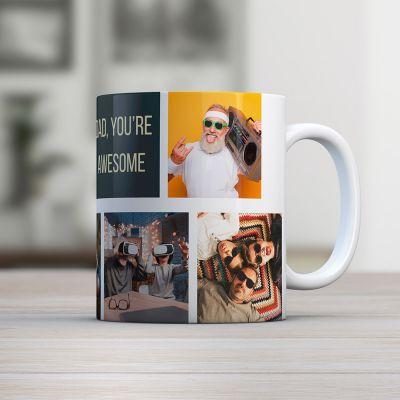 Personalisierte Geschenke - Personalisierbare Fototasse
