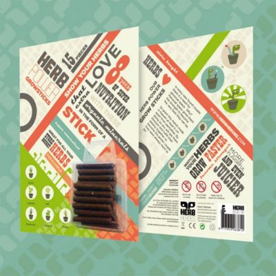 Home Gadgets - Herb Power Stick Pflanzendünger