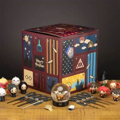 Film & Serien - Harry Potter Adventskalender Deluxe