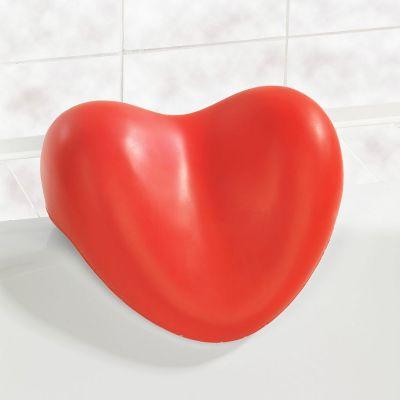Badezimmer - Herz-Kissen für die Badewanne