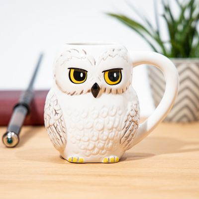 Film & Serien - Harry Potter Hedwig Tasse