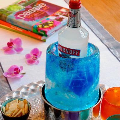 Grill Zubehör - Ice Cooler - Kreativer Flaschenkühler