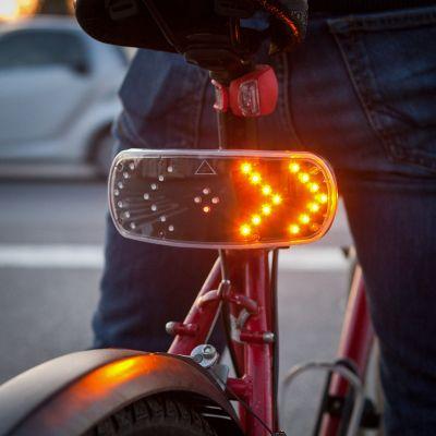 Geburtstagsgeschenk zum 50. - IGGI Signal Pod - Blinkersystem für's Fahrrad